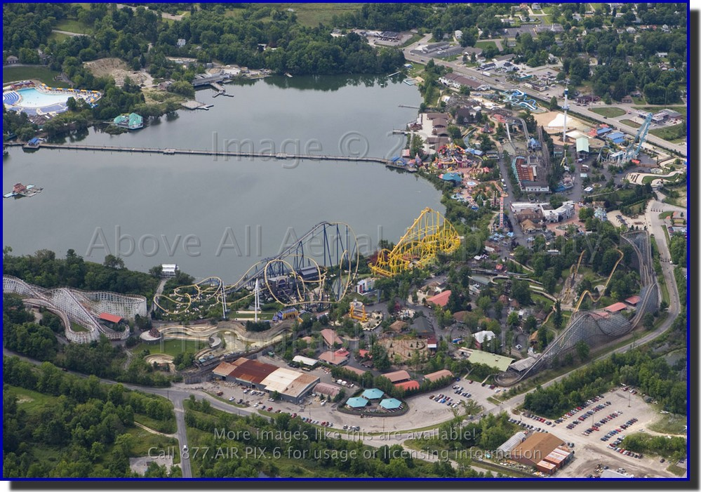 Large Metros Without A Major Amusement Park With Lots Of