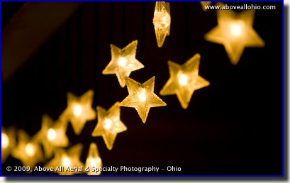 Artistic photo - star lights night photograph